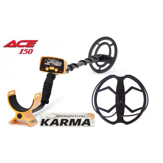 Ανιχνευτής Garrett ACE 150 +  Karma + 5 δώρα