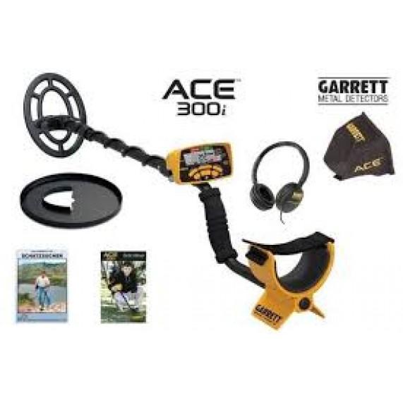 Ανιχνευτής Garrett ACE 300i + 5 δώρα + δωρεάν παράδοση